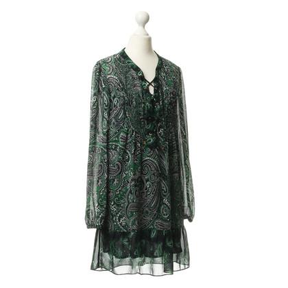Michael Kors Kleid mit Paisley-Muster