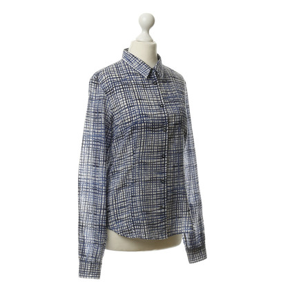 Wunderkind Camicetta con Plaid