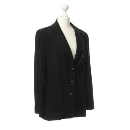 Ambiente Black fabric Jacket