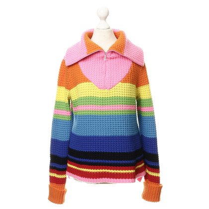 Bogner Sweater with stripes