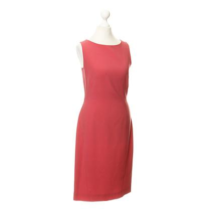 Paule Ka Dress in red