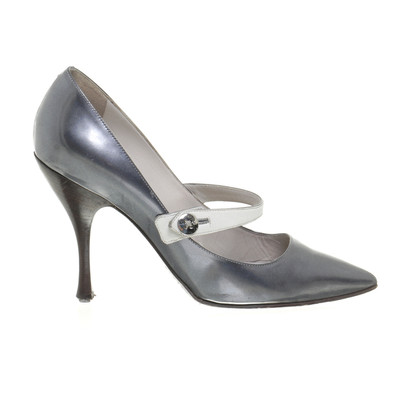 Marc Jacobs Argento pumps