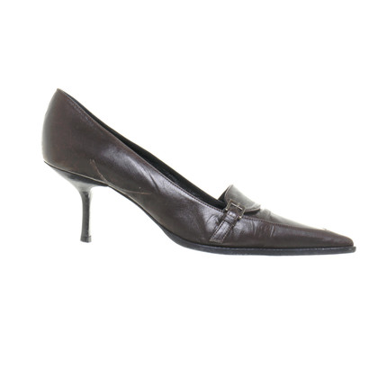Marc Cain Dark brown pumps
