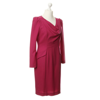 Rena Lange Dress in Fuchsia