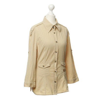 D&G Blusa in look Safari
