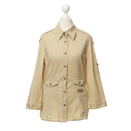 D&G Bluse im Safari-Look