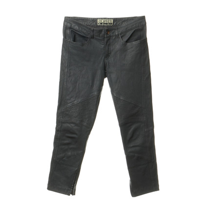 Closed Pants made of lamb leather