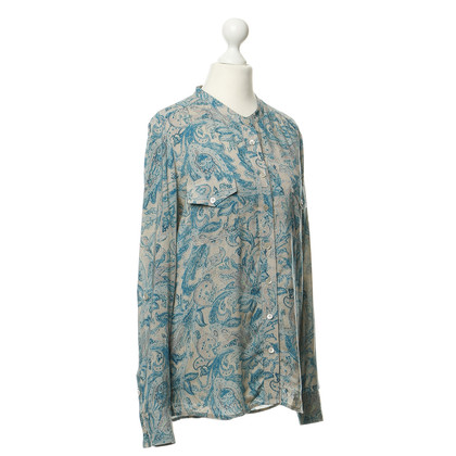 Antik Batik Blouse Paisley patroon