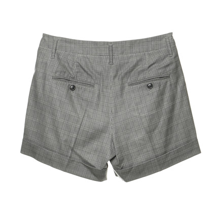 Marc Cain Shorts with Prince of Wales check patterns