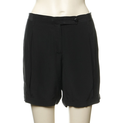 Lala Berlin Silk shorts in black