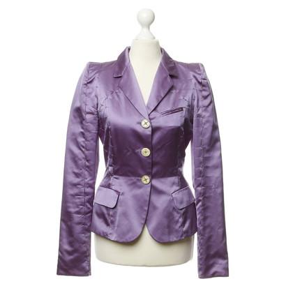 Wunderkind Violettfarbener Blazer