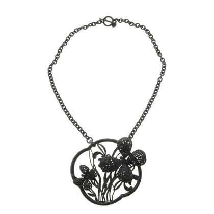 Jean Paul Gaultier Necklace with a butterfly motif