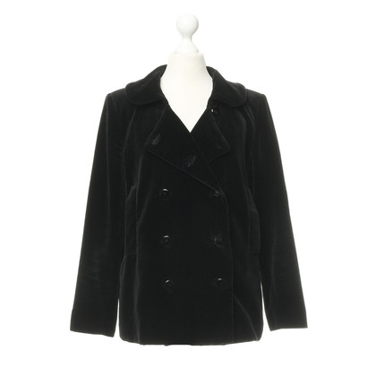 Milly Caban jacket Velvet
