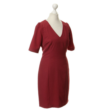 Hoss Intropia Kleid in Rot