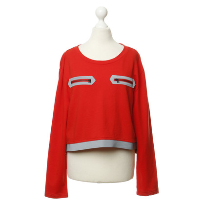 Adidas Sweater in signal red