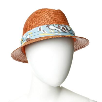 Andere Marke Borsalino - Hut aus Stroh