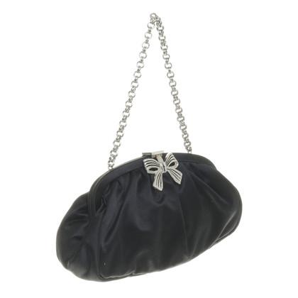 Rena Lange Black clutch