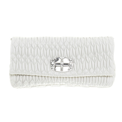 Miu Miu clutch Matelassé leather