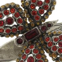 Jean Paul Gaultier Butterfly brooch