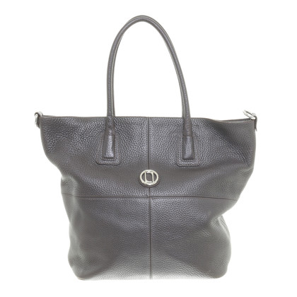 Laurèl Dark brown shopper