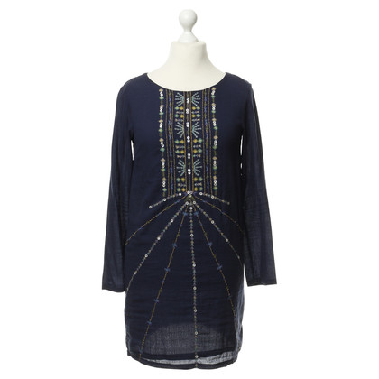 Antik Batik Dress with embroidery