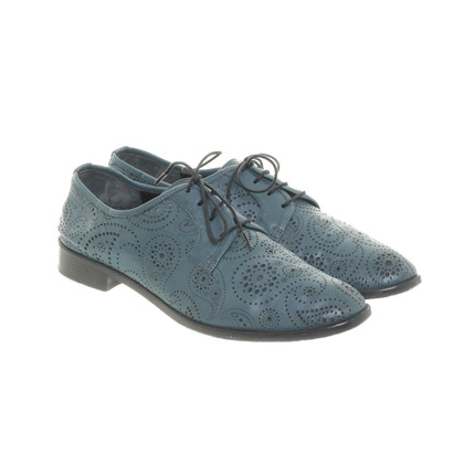 Jil Sander Lace-up shoes in teal