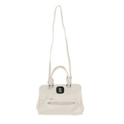 "Longchamp ""Gatsby"" Handtasche in Reptilien-Optik"