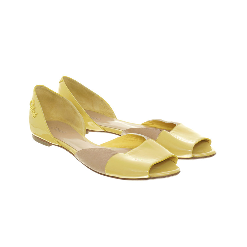 Chloé Sandal in patent leather