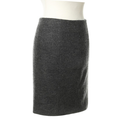 Moschino Wool skirt in grey