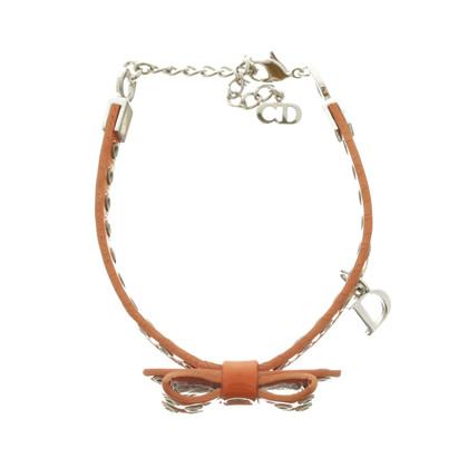 Christian Dior Armband aus Lackleder