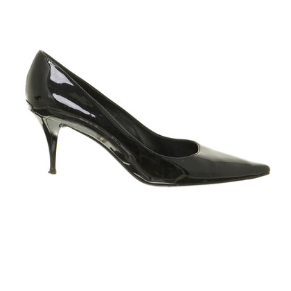 Burberry Top pumps patent leather