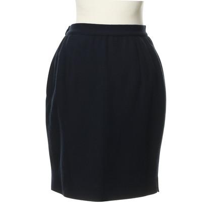 Valentino skirt in blue