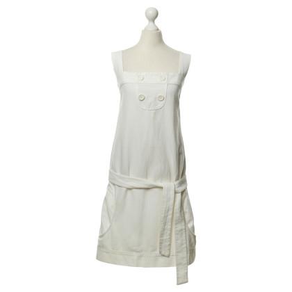 Kenzo Trägerkleid in Weiß