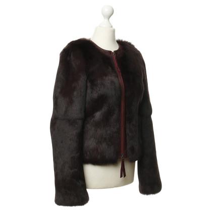 Boss Orange Rabbit fur jacket