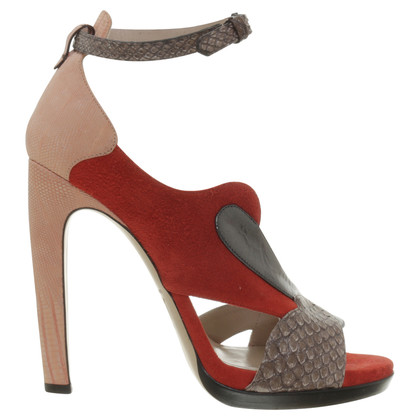 Reed Krakoff High heel sandal in the material mix