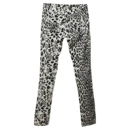 JOOP! Pantaloni stampa animale