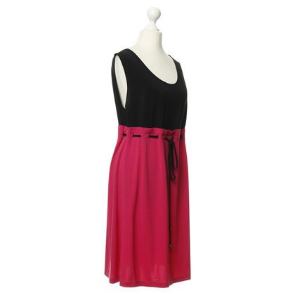 Piu & Piu Tweekleurige jurk