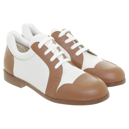 Unützer Two-tone golf shoes