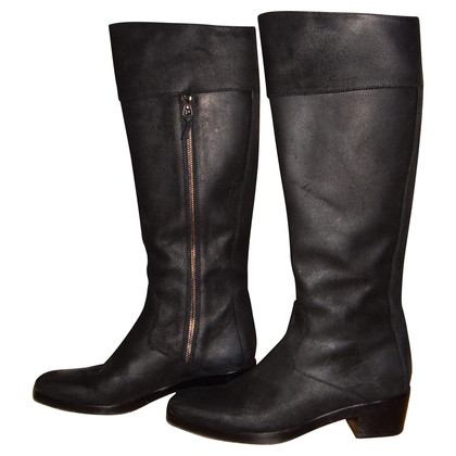 Balenciaga Antique leather boots