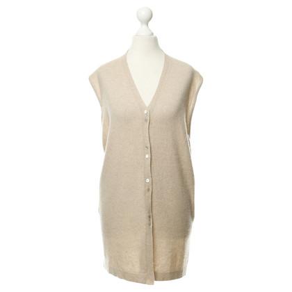 Brunello Cucinelli Sweater vest cashmere and silk