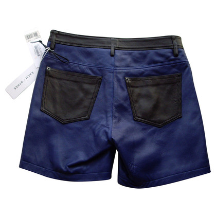 Other Designer Each X other - leather shorts