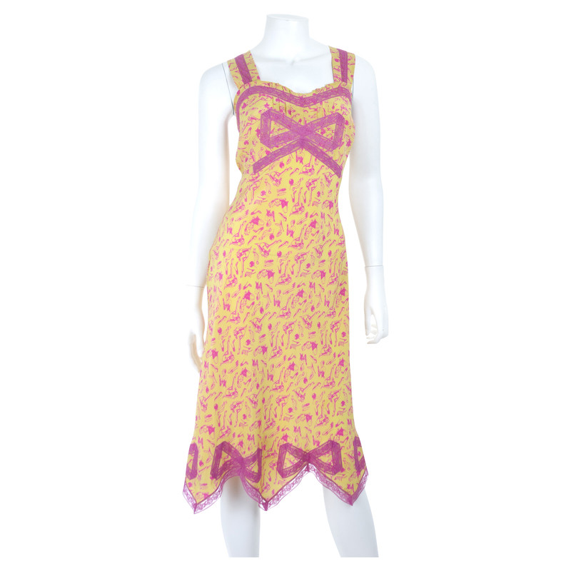 Andere Marke Betsey Johnson - Kleid - Second Hand Andere Marke ...