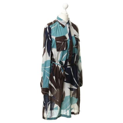 Antik Batik Blouses jurk patroon