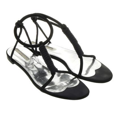 Stella McCartney Black sandals