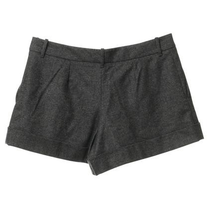 Gucci Shorts aus Wolle und Kaschmir