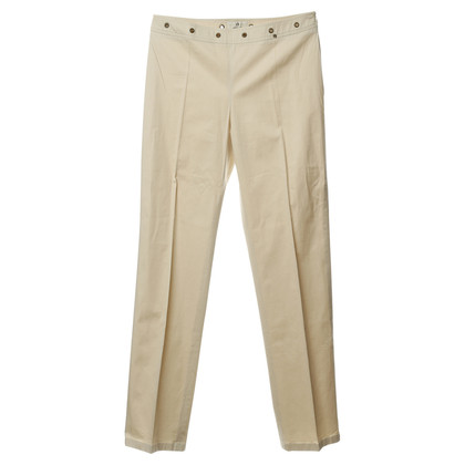 Aigner Pants with hole rivets