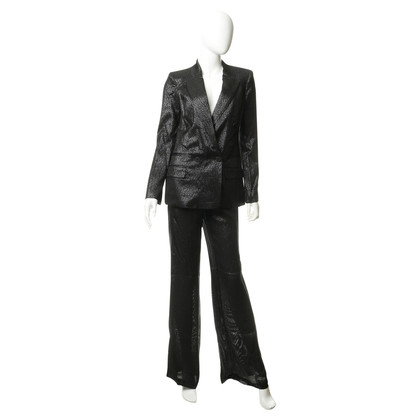 Karl Lagerfeld Suit with metallic shimmer