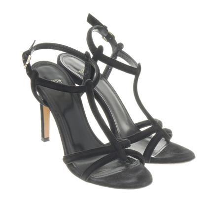 Hugo Boss Zwarte sandalen