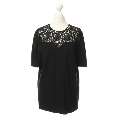 Stella McCartney top with lace insert