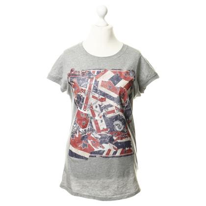 Alexander McQueen Shirt mit Print